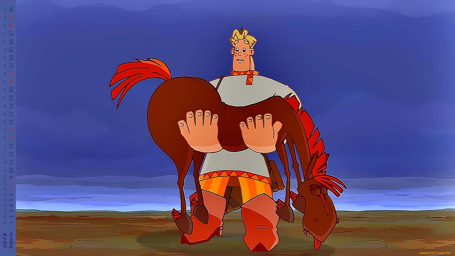 Конь богатырей картинки